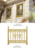 Cancelli decorativi lussuosi del portello & della barriera del metallo di qualità superiore
