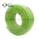 En PVC Flexible renforcé en plastique souple Flexible sur le jardin d'Irrigation de l'eau