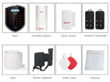 2017 WiFi Smart Home Security Wireless GSM alarm system with Ios/Android APP control with 2g/3G network