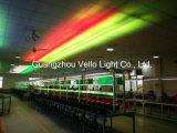 Van het LEIDENE van Vello Licht PARI van RGBWA het Waterdichte IP65 Openlucht (LEIDENE PSD518 (5in1)