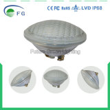 35W 12V IP68ガラスPAR56 LEDの水中プールライト