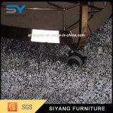 Mobilia dell'acciaio inossidabile carrello di Kithchen dell'oro di due strati da vendere