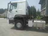 10 de Vrachtwagen van de Stortplaats van wielen HOWO en Chassis voor Verkoop