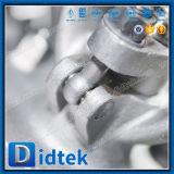 Valvola di globo dell'acciaio inossidabile CF8m del volante di Didtek