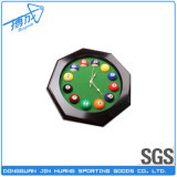 Accesorios de billar Billar Reloj de pared para el club de billar snooker