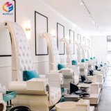 Plate-forme de bricolage Nail Euqipment pédicure SPA Chaise haute qualité