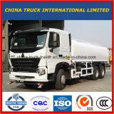 Camion di autocisterna dell'acqua di HOWO A7 20, 000L autocisterna, 6X4 azionamento, 371HP