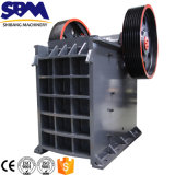 Hot Sale de la Chine Fabricant PEW250*1200 broyeur à mâchoires primaire