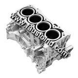 2.0 O bloco de motor de alumínio morre a personalização da carcaça