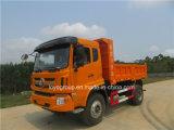 중국 Sinotruk Cdw 4*2 구동 장치형을%s 가진 중간 덤프 트럭
