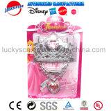 Het plastiek Geassembleerde Stuk speelgoed van de Juwelen van de Prinses van het Stuk speelgoed van de Tiara