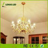 도매 70W 동등한 110-240V E12 8W LED 초 전구