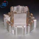 Précision en acier inoxydable Auminum matériel prototype d'usinage CNC en laiton