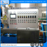 Individual Conductor To bush-hammer Wire Making Cables Extrusion Line Machine