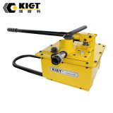 Kiet Manual durável da marca da bomba manual hidráulica de aço