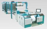 Снуя машина для эластичной ткани