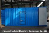 25kVA- 3125kVA Behälter-Generator-Set/leiser Generator/schalldichter elektrischer Dieselgenerator
