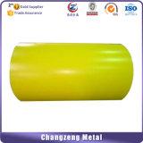 su migliore colore di prezzi di vendita lamiera di acciaio galvanizzata ricoperta