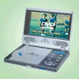 Portable DVD/VCD/CD/MP3 con 7'' LCD TFT Mostrar PS0045
