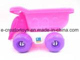 Insieme interessante dell'automobile 5-Piece della spiaggia dei giocattoli della spiaggia