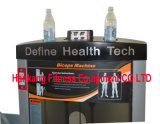 Macchina commerciale di concentrazione, forma fisica professionale, cassa verticale Press-DF-8002