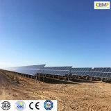 L'più alto comitato solare 345W dell'output di forza motrice ha fatto domanda per il sistema di fuori-Griglia (sistema indipendente solare)