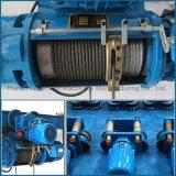 Élévateur électrique de câble métallique