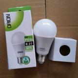 Luz de bulbo del LED, lámpara ligera del bulbo de 12W LED, bombilla ahorro de energía de E14 E27 LED