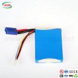 OEM 11.1V 2000mAh para la batería de almacenaje estable de la calidad de la batería de RC