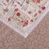 Kundenspezifische vorgewaschene haltbare bequeme Bettwäsche steppte die Bettdecke der Bettdecke-1-Piece, die für 20 eingestellt wurde