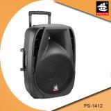 12 Zoll Berufs-PA-Systems-Plastik-DJ-passiv-Lautsprecher
