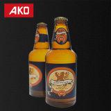De douane Voorgedrukte Broodjes van de Sticker van de Smelting van de Laag van het Huisdier Hete Zelfklevende Geschikt voor het Etiket van de Beer