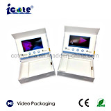 4.3 Zoll LCD-videokasten mit hellem Fühler