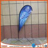 Publicidade exterior Beach Pavilhão Banner com pole e Base (JMLB-07)