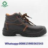 Cabeça de aço Steel único calçado de segurança