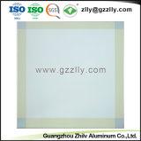 La vente en gros collier carré dans les polymères de l'aluminium Panneaux de plafond en alliage en aluminium