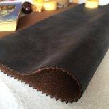 Veloursleder-heißes Druck-Gewebe für Sofa und Stuhl