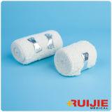 Chirurgischer Confortable preiswertester Baumwollkrepp-Verband