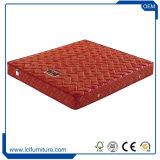 Tejido Wholsale esponja de látex Colchones de cama de espuma de memoria de fibra de Palma de primavera