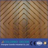 装飾の木の音響パネルの壁の装飾のためのMDFの音響パネル
