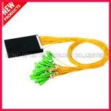 1X16 Blockless PLC Fbt (circuito de ondas de luz planar) Splitter