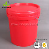 PPプラスチック15Lは任意選択印刷を用いるバケツをタイルを張る