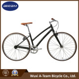 普及した販売700c 6061フレーム、SA 2の速度のバイク(FR2-12)