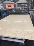 中国の建築材の床のための大きいサイズの平板の水晶石