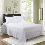 De in het groot Textiel van het Blad van het Bed van jaren '40 Witte Vastgestelde naar huis (JRD034)