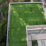 Altura curta que ajardina o gramado artificial