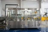 Beber agua mineral de botella automático de la línea de llenado