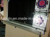 Серебристый наружного зеркала заднего вида