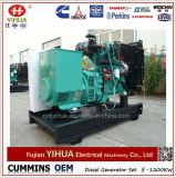 45kw/56kVA öffnen Ausgabe-Dieselgenerator mit Cummins Engine 4BTA3.9-G2 (20-1250kw)