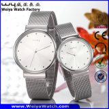 공장 ODM 석영 형식은 결합한다 손목 시계 (Wy-057GC)를
